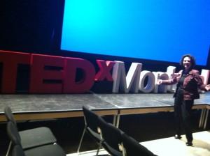 Myra TEDxMontreal
